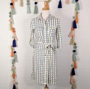 J. McLaughlin Belted Dress